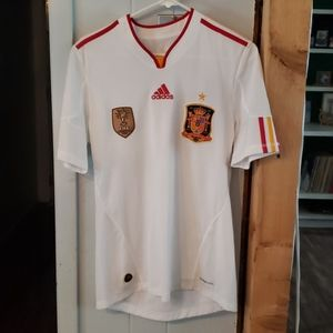 Spain 2010 World Cup Jersey